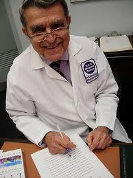 My friend and teacher, John Sarno, MD.
